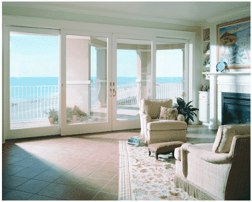 Window - Sliding glass door