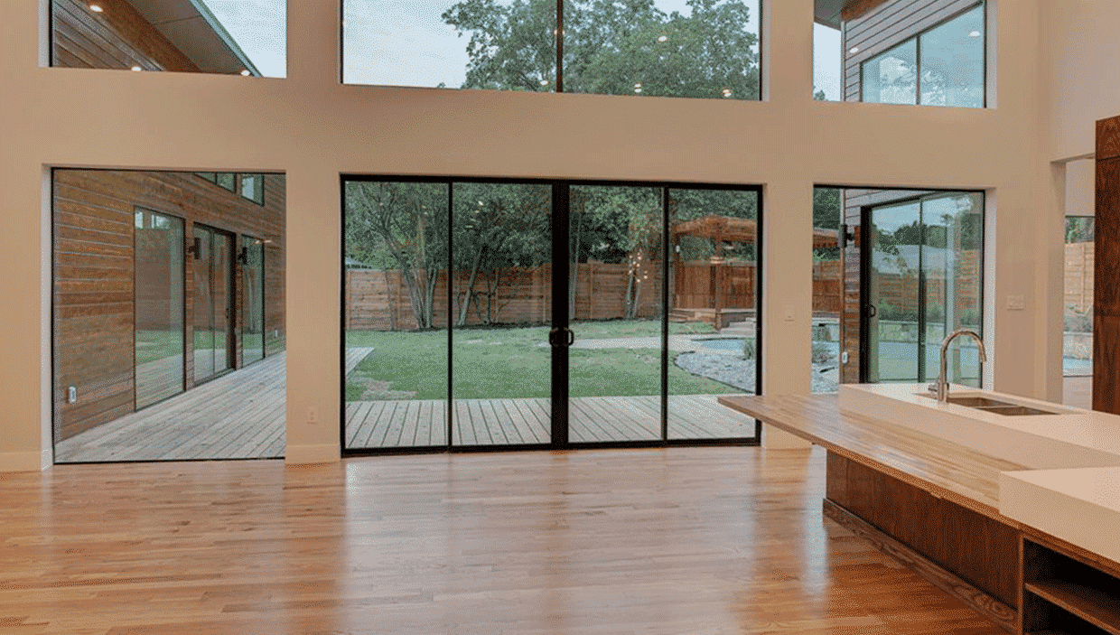 Delicieux So Much Light With Milgard Patio Doors And Windows Milgard Aluminum Doors